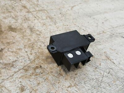 2012-2019 BMW 650i COOLING FAN RELAY ONLY OEM 107223
