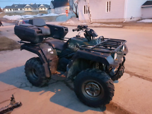 Yamaha grizzly 600 1998