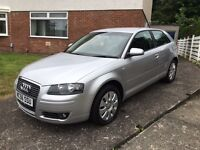Audi A3 1.6 Special Edition 2006 Full Black Leather