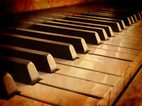 PIANO LESSONS - any age, great studio with cafe!