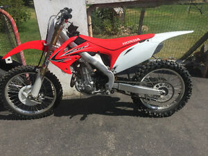 2011 Honda 450r *very low hours*