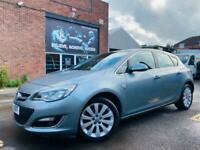 2013 Vauxhall Astra 1.6 16v SE 5dr Hatchback Petrol Manual