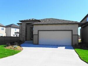 Brand new 3 bedroom bungalow for sale in Amber Trails