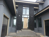 ACRYLIC STUCCO & STONE , make new face for your house!