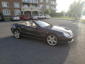 AMAZING MERCEDES-BENZ SL500 AMG TUNE UP 2008 !!!