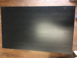 IKEA Lack black-brown wooden coffee table