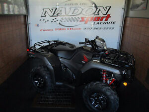 2017 Honda TRX 500 Rubicon DCT IRS EPS Deluxe