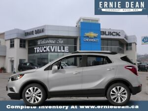 2018 Buick Encore Sport Touring  -  Fog Lamps