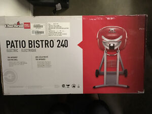 Electric BBQ - pick up or deliver (within St. Albert)