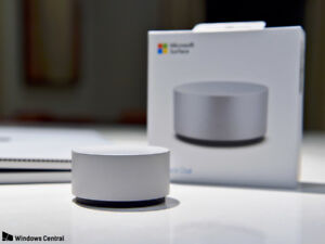 Surface Dial! Costs $129.99 + Tax! Will sell for $60!