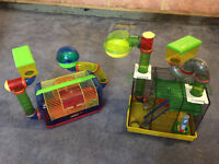Hamster's Cage for Sale!