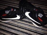 Nike astro turf football trainers size UK 13