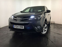 2014 TOYOTA RAV4 ACTIVE D-4D ESTATE DIESEL 1 OWNER FROM NEW FINANCE PX WELCOME