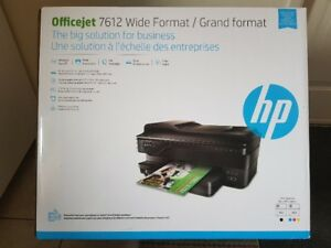 Imprimantes HP Officejet 7612 Wide Format e-All-in-One