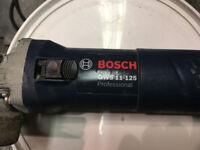 Angle Grinder Bosch GWS 11-125 P Professional £45.00