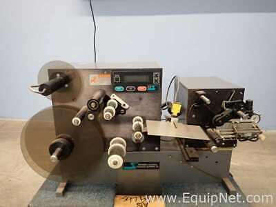 Southern California Packaging Equipment Inc. St400 Automatic Label Applicator