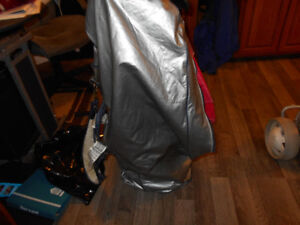 Golf Clubs and Cart/cover