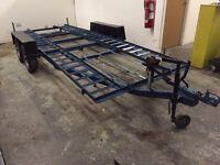 19ft car transporter trailer, stock car, rally car etc