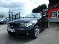 2009 BMW 1 Series 123d M Sport 2dr, Full service history,12 months mot,Great ...