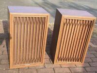 Vintage Kenwood Speakers