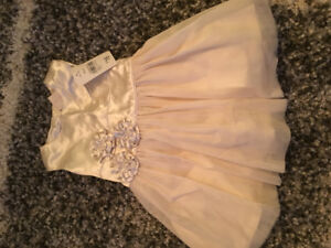 3-6 month girl dress