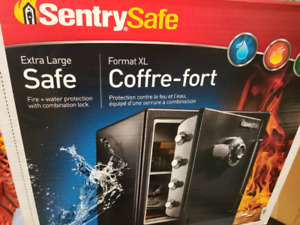 SentrySafe SFW123SC Extra Large Safe Fire and Water Protection