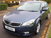 Kia ceed 1.6TD 2011MY 2 Eco Dynamics + DIESEL 2011 MODEL £20 YEAR TAX