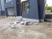 Flagstone, Foundation Repairs, Masonry, Parging, Pointing