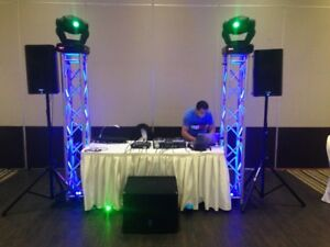 LOCATION-RENTAL Son, Eclairage Pour DJ - Sound, Lighting for DJ