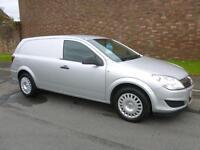 2012 Vauxhall ASTRA CLUB ECOFLEX CDTI Van *SILVER* Manual Small Van