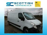 (67) RENAULT MASTER XLWB EXTRA HIGH ROOF *ONE OWNER* LOW MILES sprinter