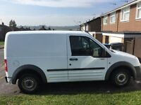 2007 Ford Transit Connect White