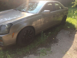 2003 Cadillac CTS as is