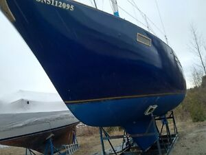 1981 Corbin 39 Bluewater  Sailboat, come see before launch