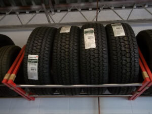 SET OF ALL SEASON NEW TIRES 275/60/R20