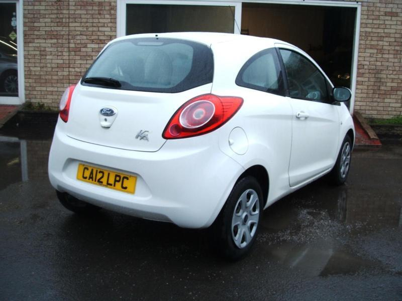 2012 Ford Ka 1.2 ( 69ps ) ( s/s ) Edge **NEW MOT**