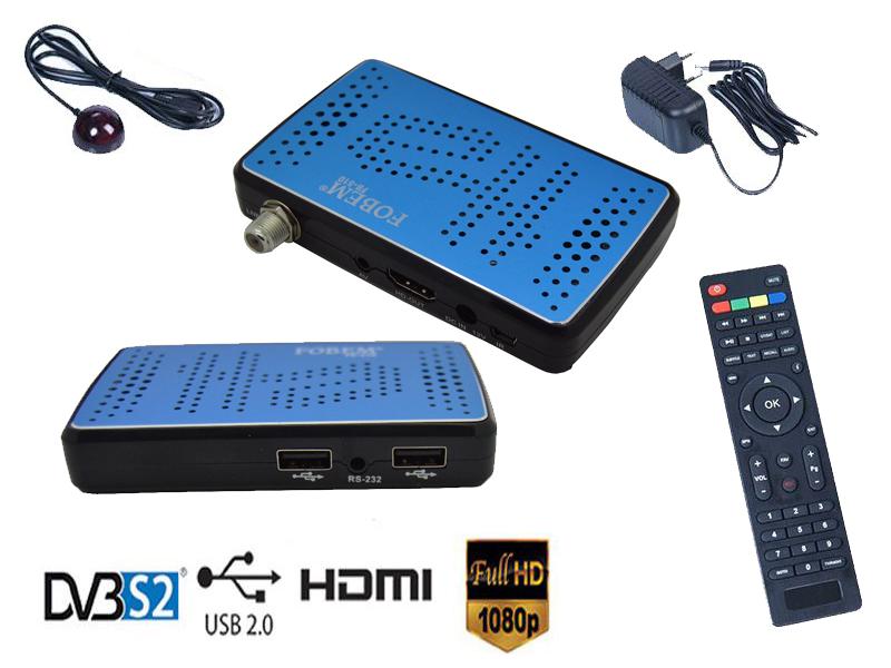 FOBEM  FB-510 FTA Sat-Receiver,Mini HD Receiver