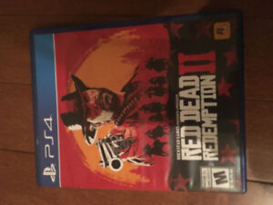 Red Dead Redemption 2 PlayStation  4.