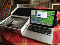 13-inch Aluminum MacBook with SSD