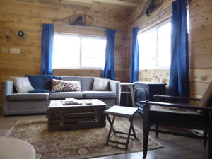Private Furnished Cabin on River 5 Mins. from Annapolis Royal