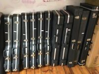 Electric Guitar Cases (Hard/Soft) - Fender/Gibson/Stagg etc - Can Deliver!