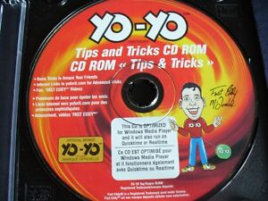 Cdrom YO-YO Tips & Tricks