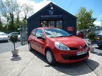 Renault Clio 1.4 16V EXPRESSION (red) 2005