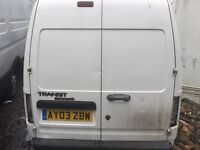 Ford transit connect high top rear doors £60
