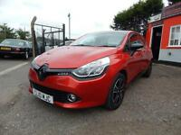 2014 Renault Clio 0.9 TCE 90 Dynamique MediaNav Energy 5dr, 1 owner from new...