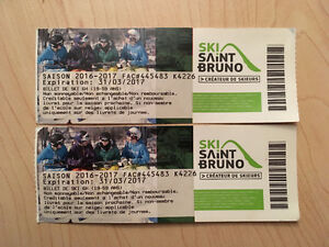 two Satin-Brouno full day tickets