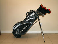 Ensemble Golf droitier Ben Hogan R Flex