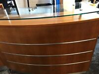 Amazing Office/Reception Desk (50% Off)