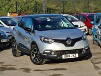 2014 Renault Captur 1.5L DYNAMIQUE S MEDIANAV DCI 5d 90 BHP Hatchback Diesel Sem