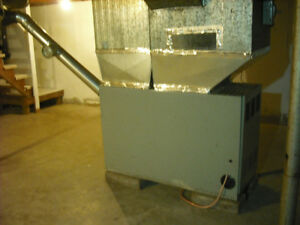 oil furnace with tank  NEW PRICE